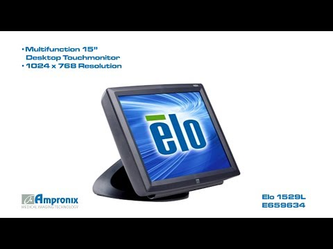 Elo 1529L E659634 Desktop Touchmonitor Sales | Service | Repair | Exchange | Replacement