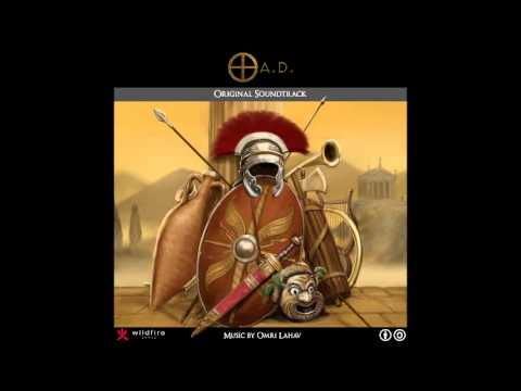0 A.D. Original Soundtrack - In the Shadow of Olympus (Official)