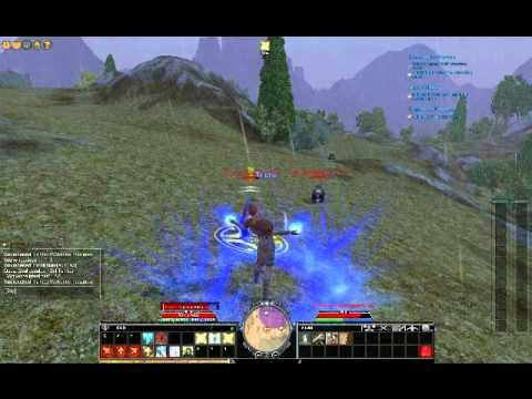 Age of Conan Priest of Mitra Gameplay