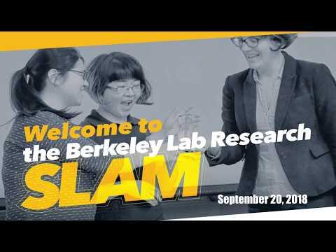 2018 Berkeley Lab Research SLAM
