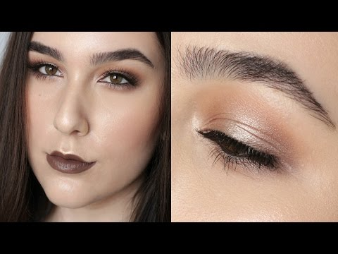 How To: Naked 2 Palette Halo Eye Spring Makeup Tutorial For Hooded Eyes + Beginners