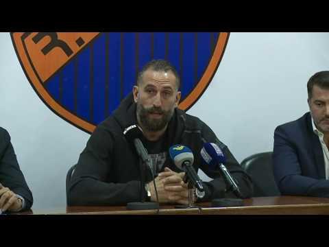 Fadi Khatib - Press Conference - Tuesday 15 November 2016