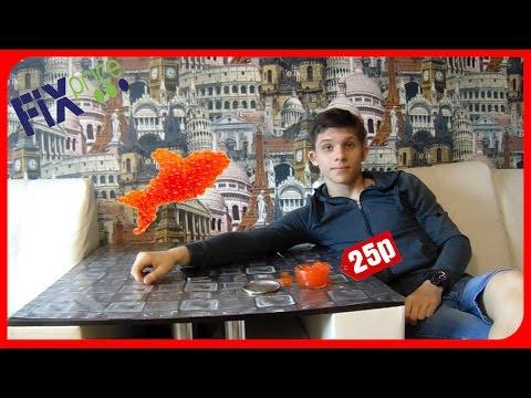 Fix Price : КРАСНАЯ ИКРА ЗА 25 РУБЛЕЙ   Дешёвая Красная Икра [ Олег Бурсов]