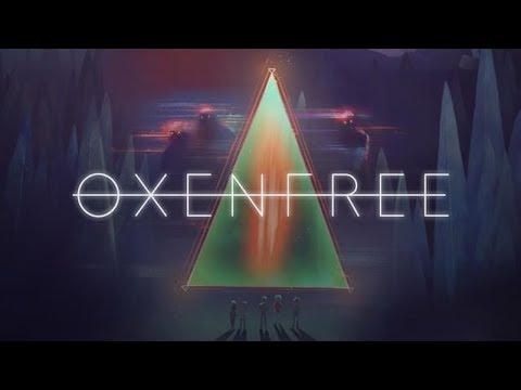 This is NOT a horror game!   Oxenfree   ep 1  