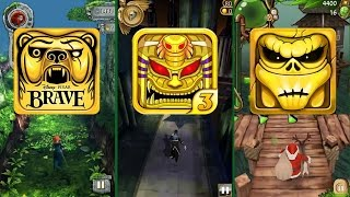 temple run brave vs endless run pyramid rush 3 temple run oz vs temple zombie run hd android ios