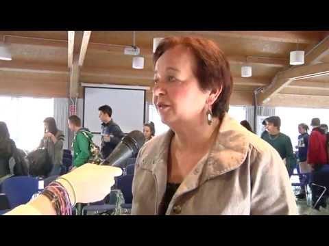 Más de un centenar de jóvenes extranjeros perfeccionan su español en Cartagena