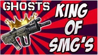 "COD Ghosts - ""KING OF THE SMG"