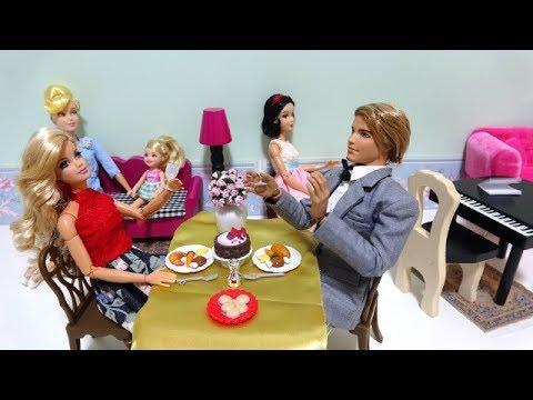 Barbie Dating Fun Ken Doll Je sors avec mon frère adoptif