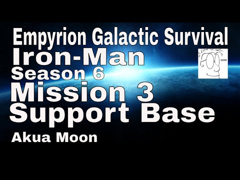 Empyrion Ironman Season 6 Ep11 Heading To the Moon!