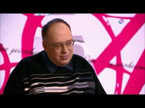 Петр Рябов в гостях у литературного критика Николая Александрова