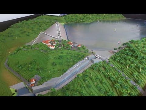 Wisata Baru Di Ponorogo | Shot Pakai Drone Begini Tampaknya