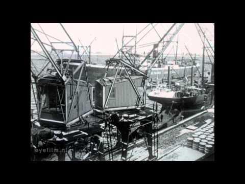 De Haven van Amsterdam (1919)