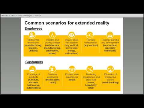 Webinar The value of extended reality technologies to business EN