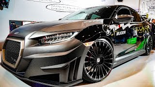 (4K)HONDA CIVIC TYPE R MUGEN RC20GT Package Pre Production MODEL - TOKYO AUTO SALON 2019