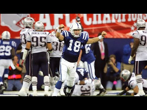 "Indianapolis vs. New England ""Manning's Revenge"" (2006 AFC Championship) NFL Classics"