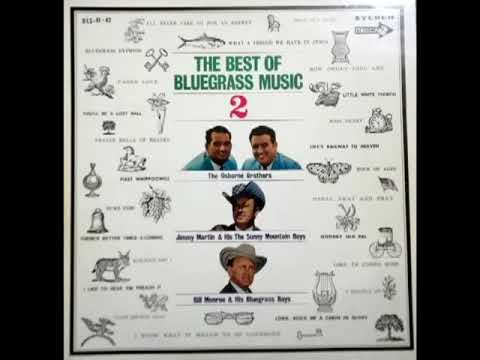 The Best Of Bluegrass Music 2 Vol1 Unknown  Various Artists