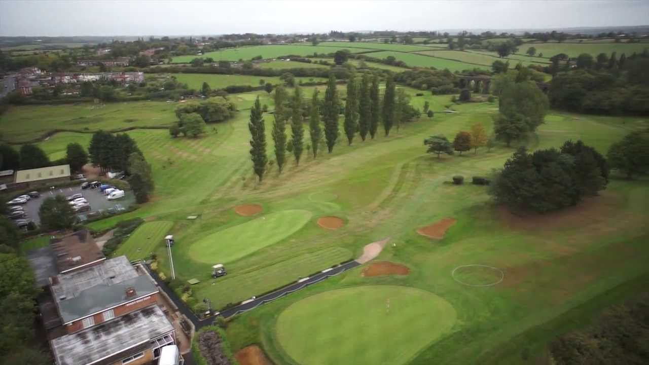 Rugby Golf Club Course Flyover Youtube