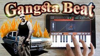 ทำเพลง HipHop สไตย์ชาวแก๊ง Gangsta Beat (Garageband)
