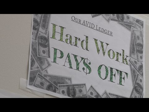 Park High School AVID students offered more than $1 million in scholarships