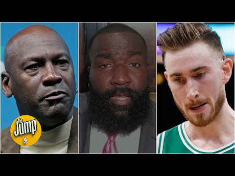 Michael Jordan was wrong to give Gordon Hayward all that money - Kendrick Perkins | The Jump