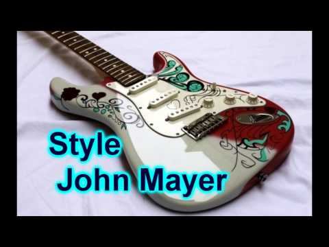 Backing Track -Style John Mayer  Bm
