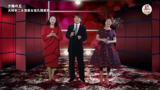 夕陽の丘 / 大林幸二・里美・佐久間美華 (2017年3月12日24:30~放送)