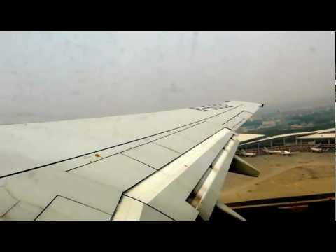 China Eastern Boeing 737-700 Taiyuan Wusu Airport Take Off ( TYN - SZH )