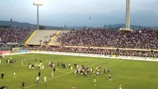 Video Fiorentinanews.com: Gli ultimi elettrizzanti momenti di Fiorentina-Udinese