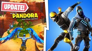 Fortnite UPDATE: New Place and challenges, new skins in the game, Turbo build ruined..