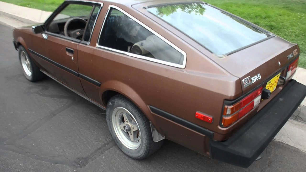 1980 Corolla Te71 Te72 Walkthrough For Sale Youtube