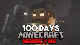 100 Days in Zombie Apocalypse on Minecraft and Here's What Happened. (Survival Attempt #2)