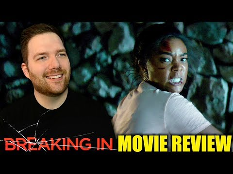 Breaking In - Movie Review