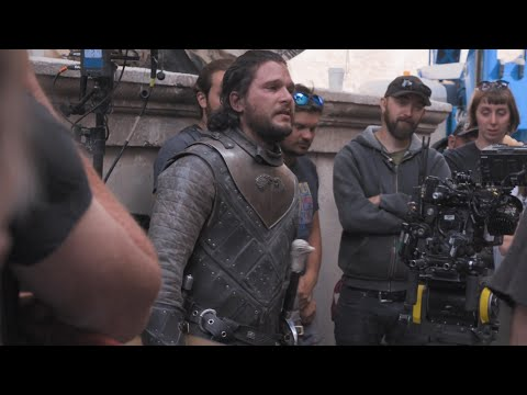 Watch Kit Harington's Emotional Goodbye in 'Game of Thrones' Documentary