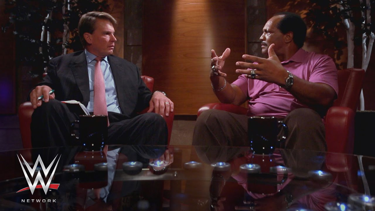 WWE Network: Ron Simmons had no idea he would make history on Legends with JBL