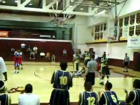 Dallas Pacers 2010