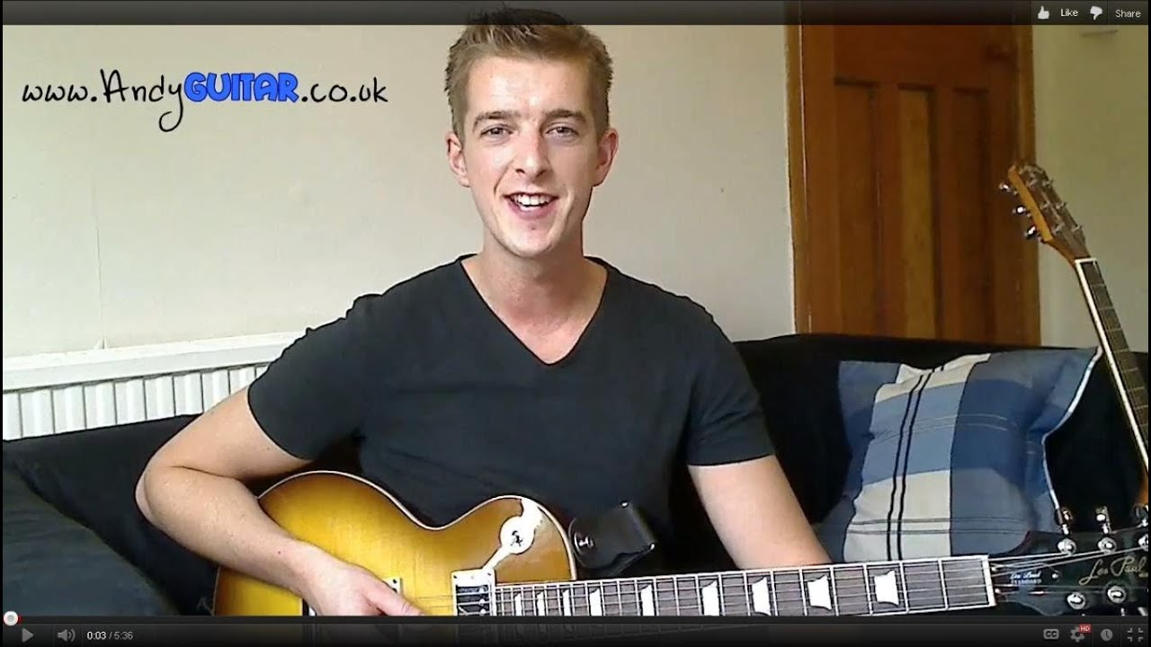 Play Ten Songs On Guitar With Two Easy Chords Bruno Mars Lazy Song