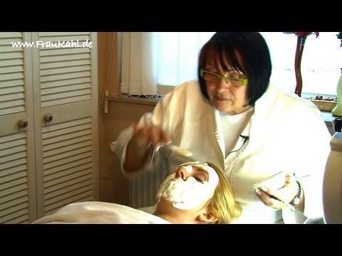 DIY Quarkmaske/ Gesichtsmaske gegen Pickel und Hautprobleme Teil2 - Frau Kahl