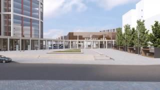 Translink Belfast Hub Project: 'Weavers Cross' announced as name of new city neighbourhood