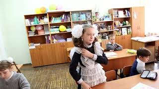 Самый большой урок в мире  2 А класс гимназия 26 Томск