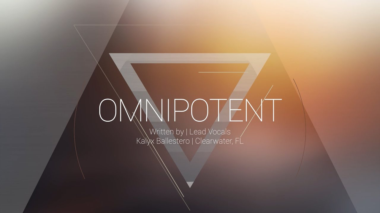 Download Omnipotent | OMNIPOTENT | Indiana Bible College