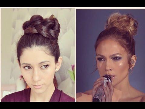 ПРИЧЕСКА J Lo Hairstyle Feel The Light. American Idol