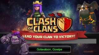 Clash of Clans - Come attaccare con Golavaloon e Gowiwipe