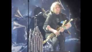 Nightwish & Troy Finlandia hymni KuopioRockCock2012