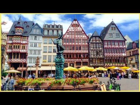 72 Hours In FRANKFURT Germany