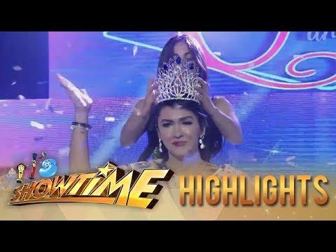 It's Showtime Miss Q & A: Mitch Aranzamendez wins her second crown!