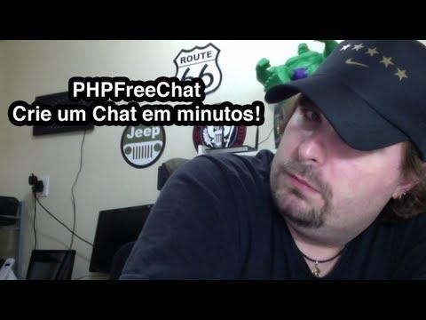 PHPFreeChat - Script PHP Open Source Para Criação De Chat