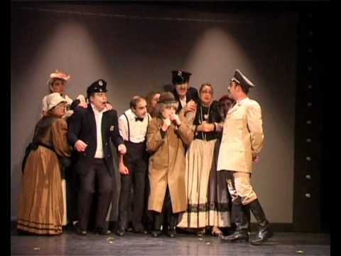 Bande Annonce Welcome Mister Chaplin.wmv