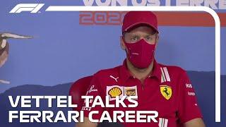 Baixar Sebastian Vettel On His Ferrari Career To Date | 2020 Austrian Grand Prix