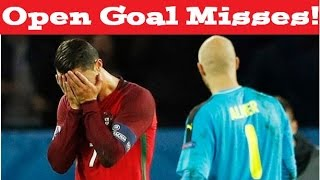 Top 10 Funny Open Goal Misses you won't Believe! ● Funny Football Fails & Funny Soccer Moments ● HD