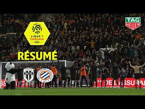 Angers SCO - Montpellier Hérault SC ( 1-0 ) - Résumé - (SCO - MHSC) / 2019-20